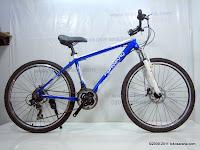 1 Sepeda Gunung FORWARD VICTORIA 21 Speed Shimano 26 Inci