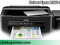 Free Download Driver Epson L380 Series For Windows and Mac Os