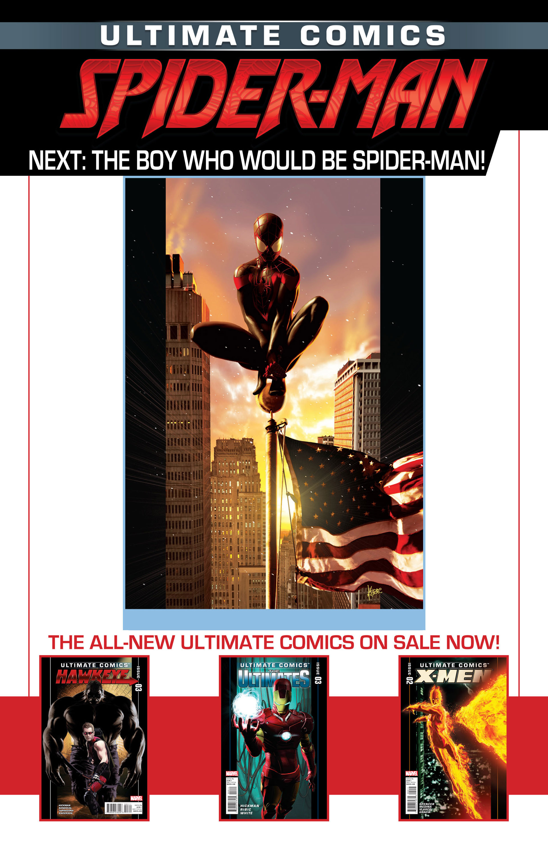 Read online Ultimate Comics Spider-Man (2011) comic -  Issue #4 - 23