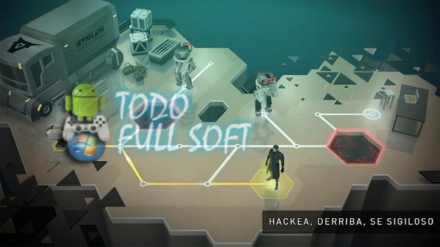 Descarga el juego  Deus Ex GO v1.0.69818 para android