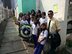 Colegio de Periodistas Iquique convoca a tradicional romería en memoria de Manuel Castro Ramos