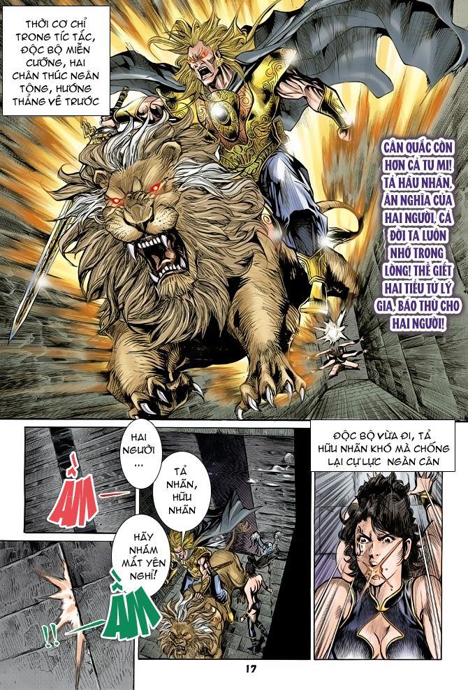 Đại Đường Uy Long chapter 50 trang 17