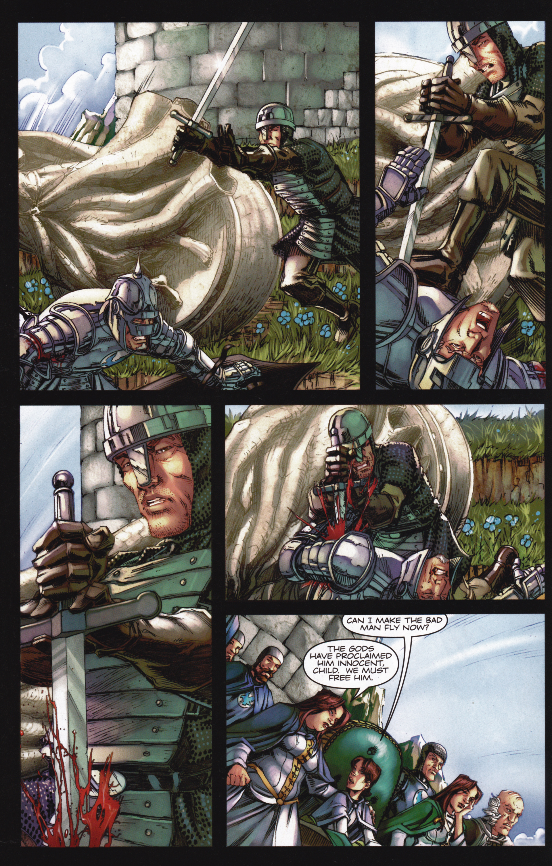 Read online A Game Of Thrones comic -  Issue #13 - 30