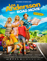 Los Andersson Road Movie (2013) online y gratis