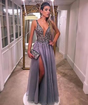 vestidos de festa 2019
