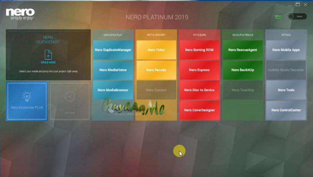 Nero Suite 2019