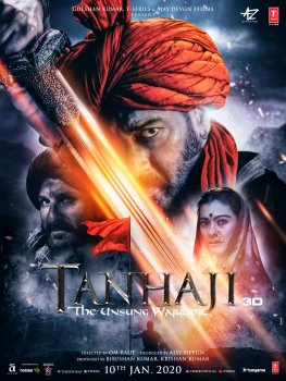 Tanhaji Reviews