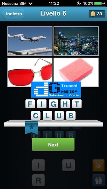 Movie Quiz (Indovinare il film) soluzione livello 1-10