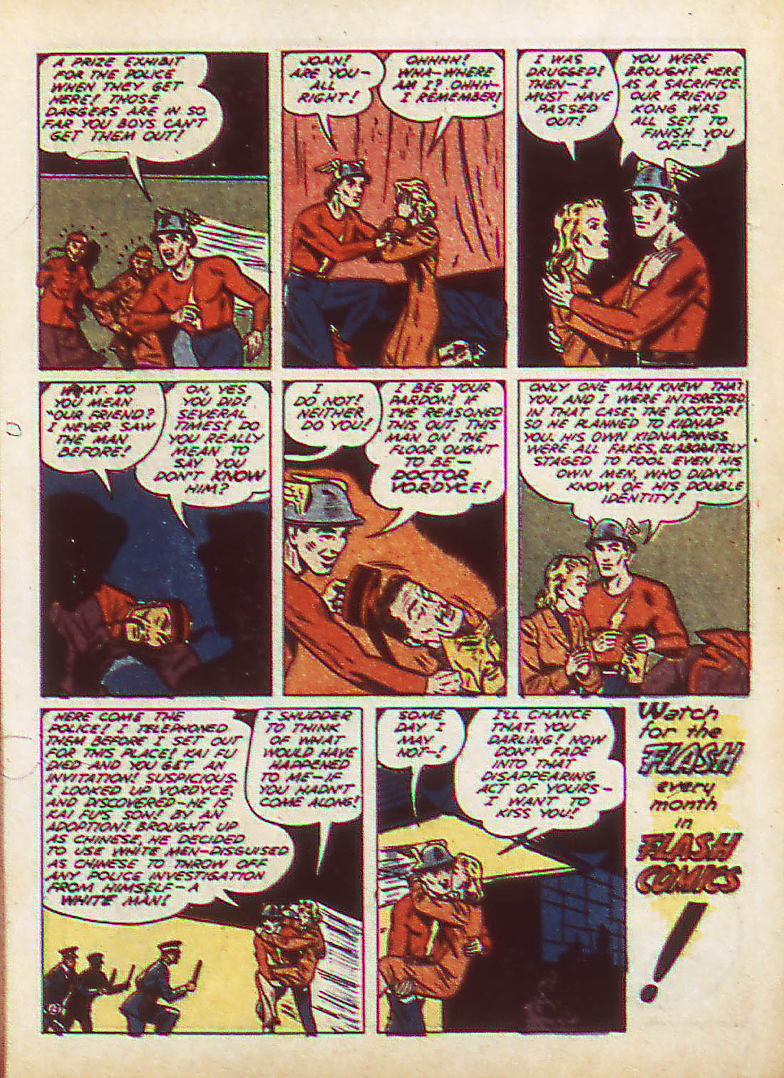 Flash Comics issue 22 - Page 15
