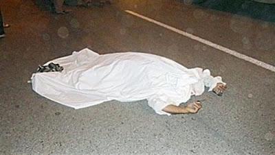 مقتل طفلة في حادث سير بأخميم