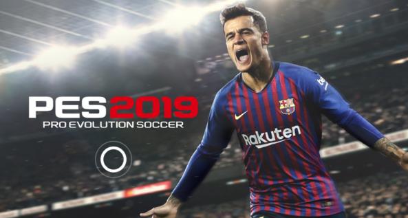 تحميل لعبة Pro Evolution Soccer 2019 للاندرويد والحاسوب