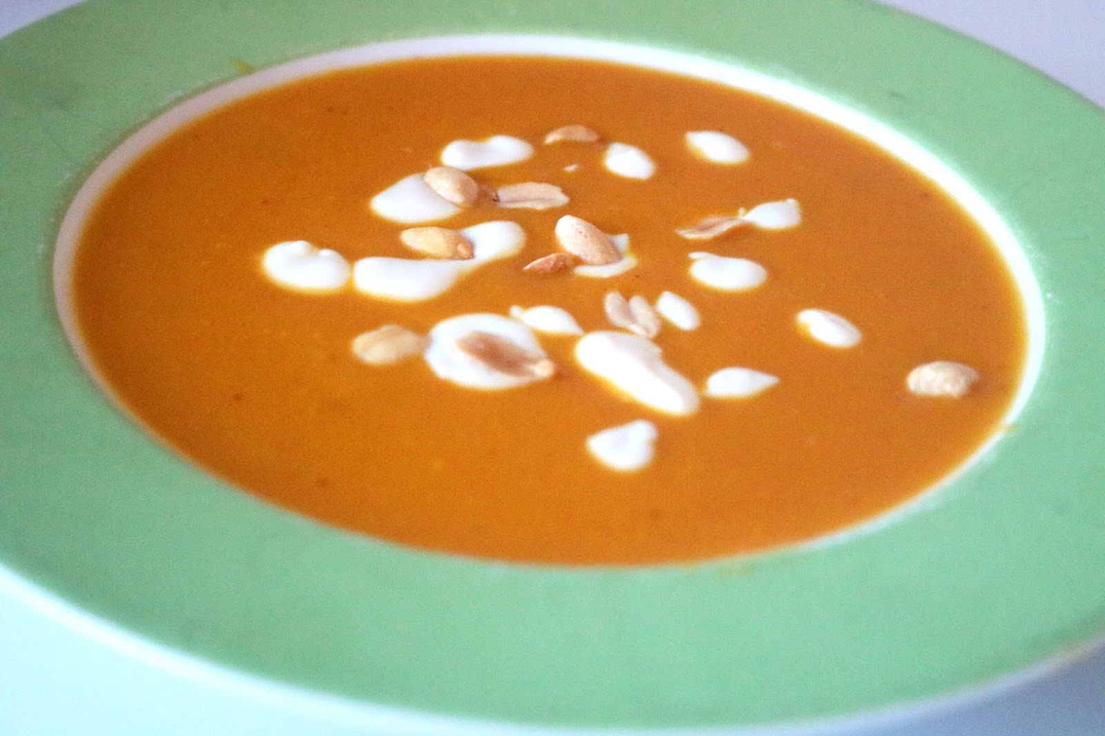 Porkkanakeitto Soseesta