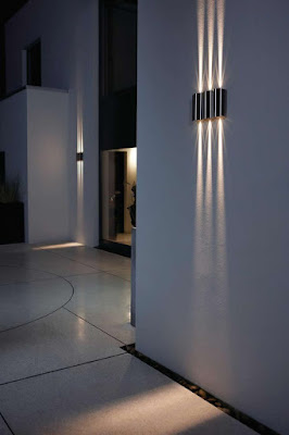External Washer Lighting