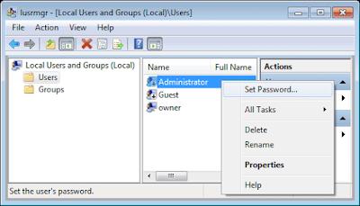 Cara Membuka Komputer yang Lupa Terkunci Password Windows  3 Cara Membuka Komputer yang Lupa Terkunci Password Windows 7