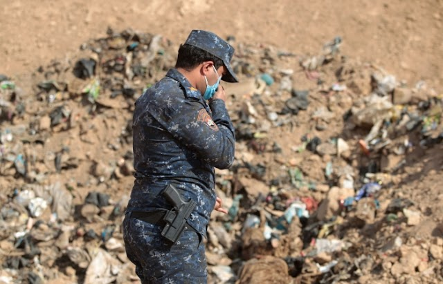 #TrueNews  U.S. are drawing the hell for bandits in Mosul : ' IS trapped & going to die':