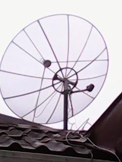 jasa pasang parabola bojong rawalumbu