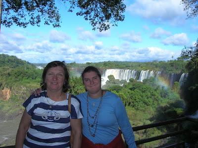 Circuito superior Cataratas de Iguazú, Argentina, vuelta al mundo, round the world, La vuelta al mundo de Asun y Ricardo
