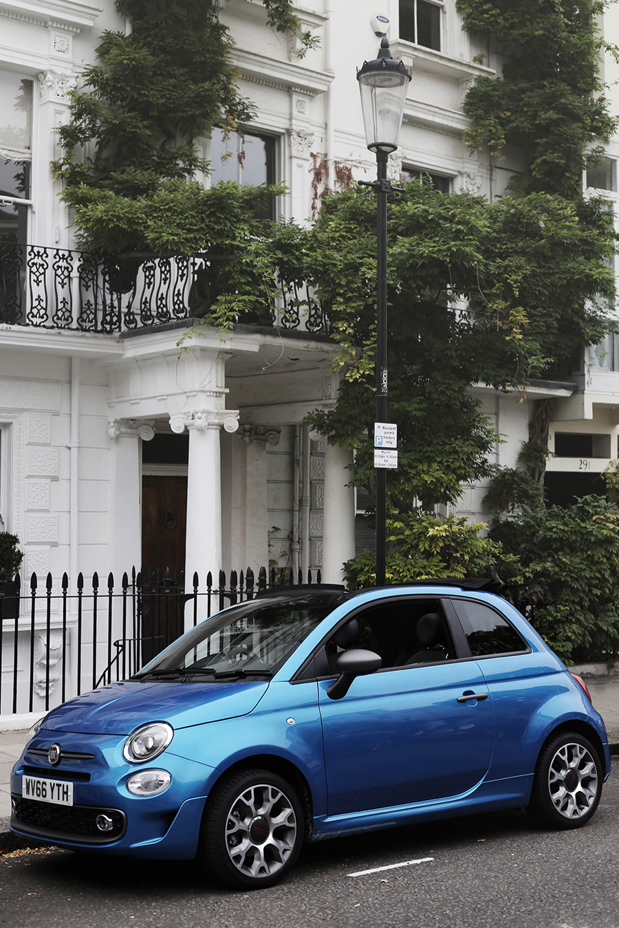 Why The Fiat 500 is the perfect city car