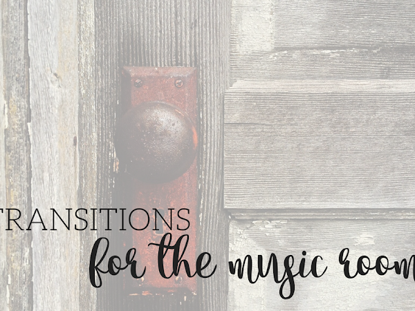 Transition Tuesday: Somebody's Knockin' at your door