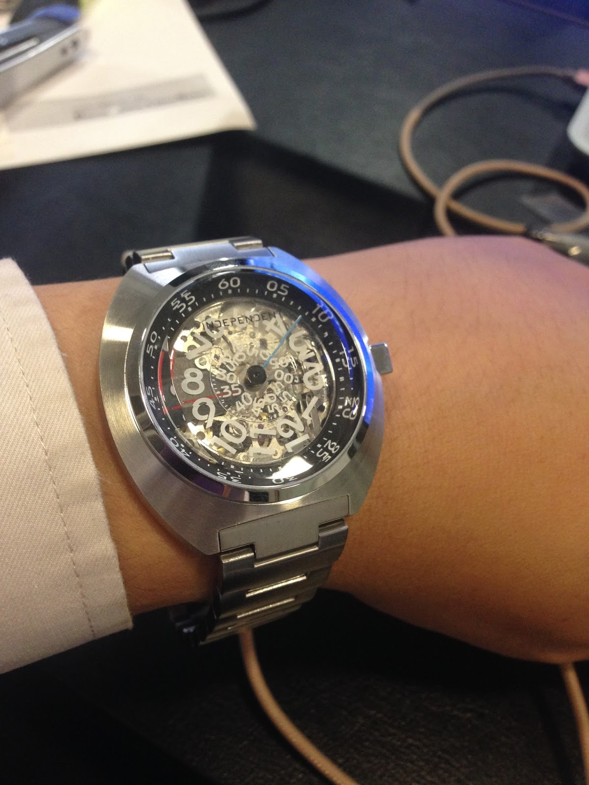 My Eastern Watch Collection Citizen Independent Mechanical Watch