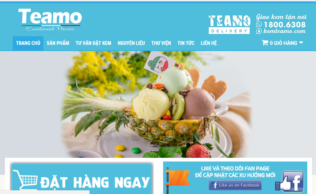 Theme Shop wordpress Online cực đẹp
