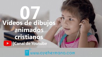 07 Vídeos de dibujos animados cristianos