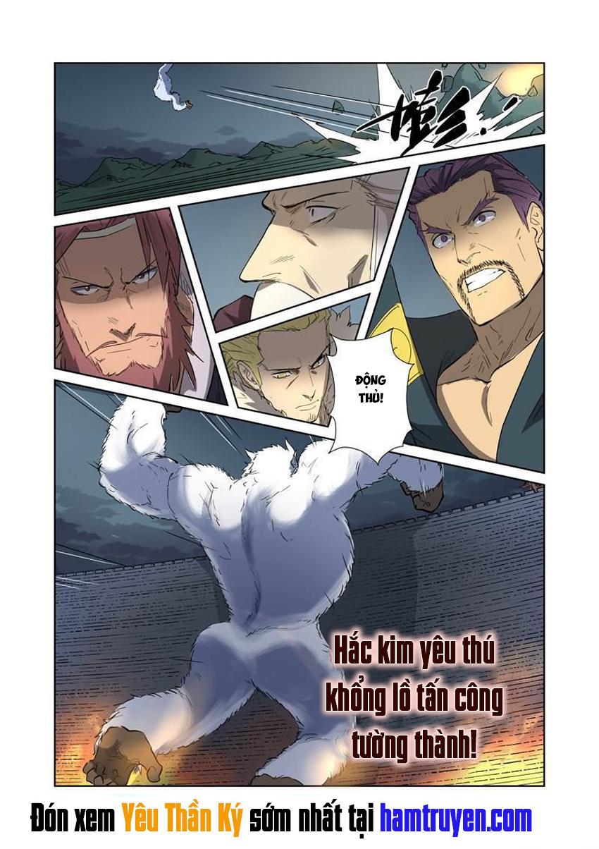 Yêu Thần Ký - Chap 183.5
