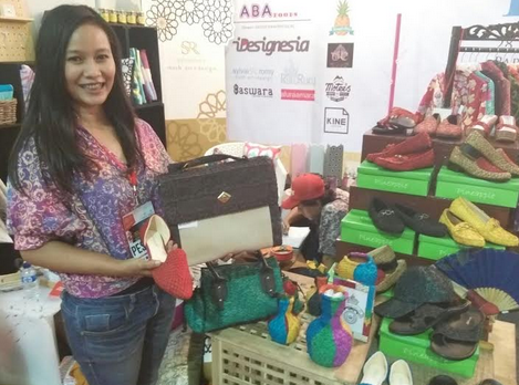 Majunya industri kreatif Indonesia merangsang orang lebih kreatif. Beberapa  pengusaha