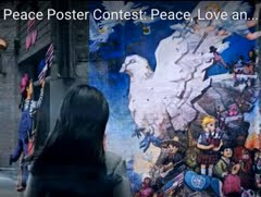 LIONS PEACE POSTER PROJECT