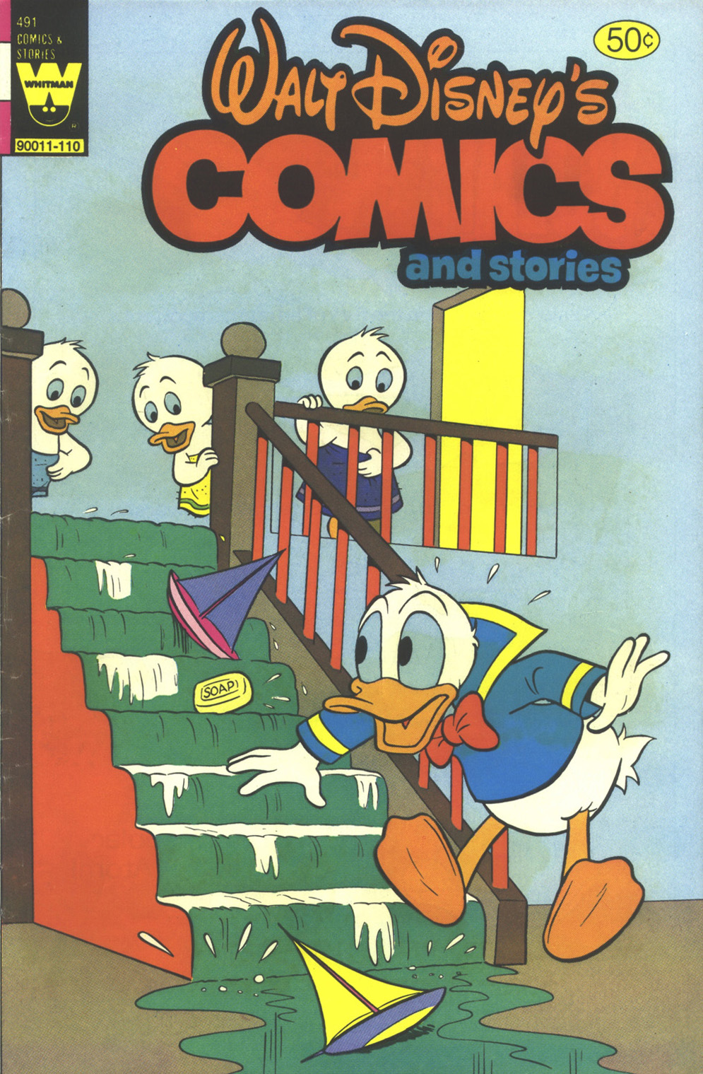 Walt Disney's Comics and Stories issue 491 - Page 1
