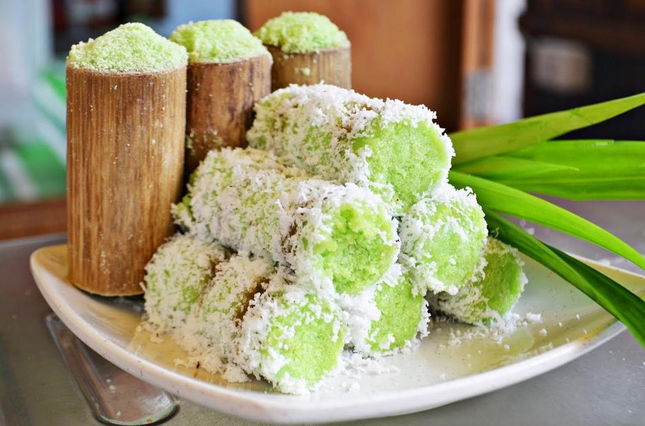 Resep Kue Putu Tradisional Indonesia
