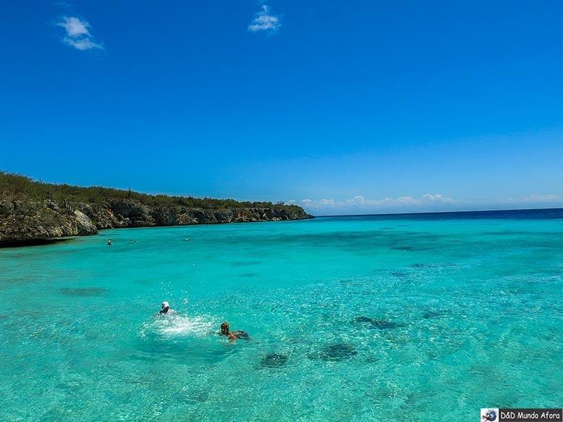 Mar de Porto Mari - Praias de Curaçao: guia com melhores praias