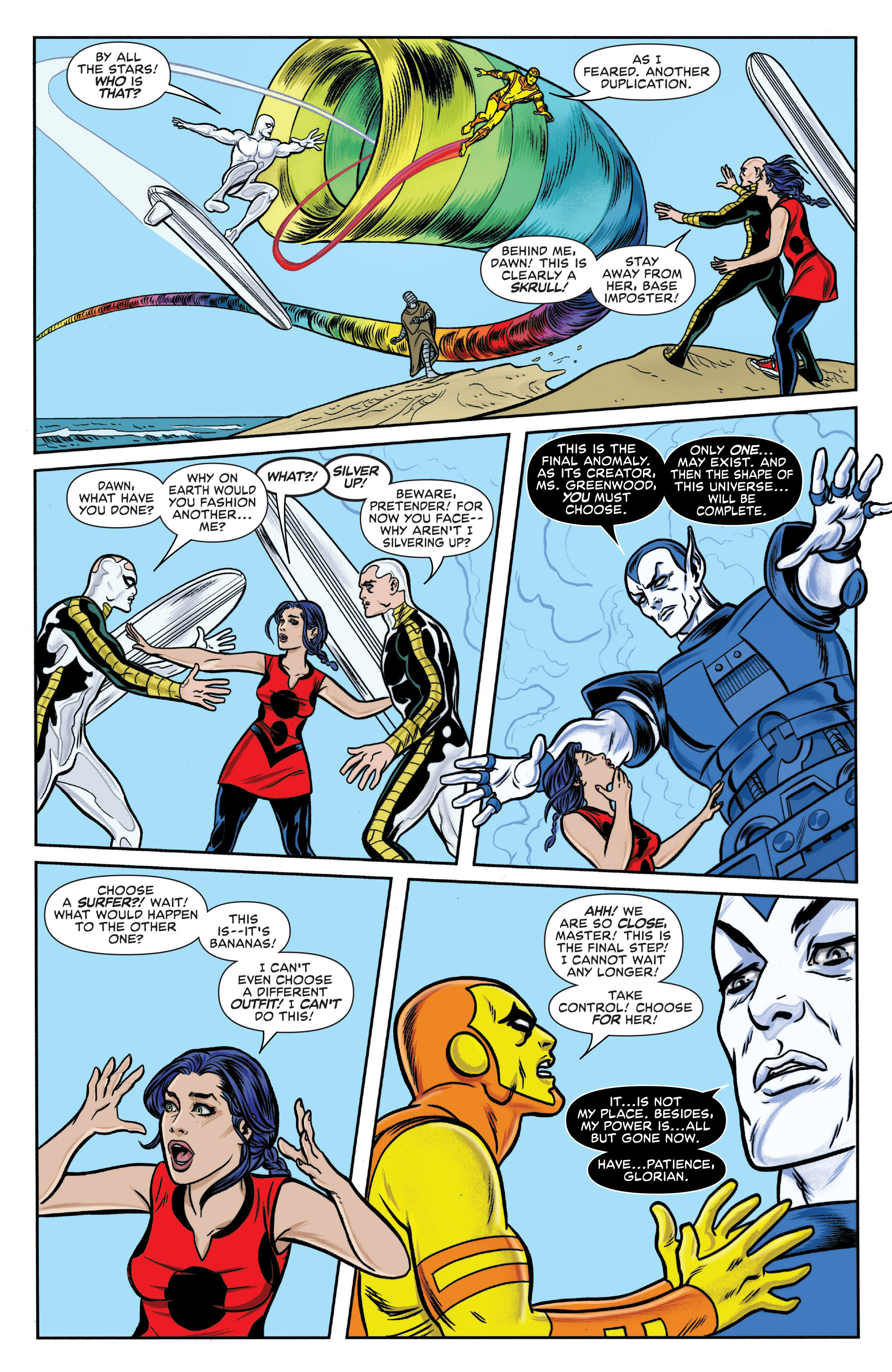 Read online Silver Surfer (2014) comic -  Issue #15 - 8