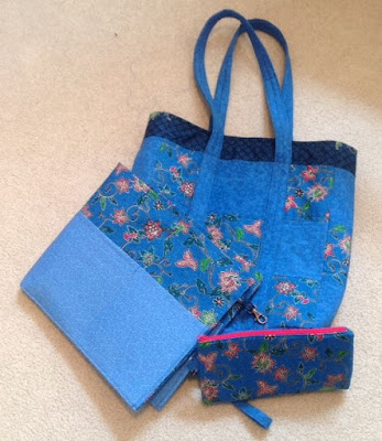 Tote Organizer by Craftsy Member Ocsamantha