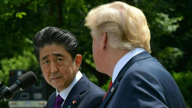 EEUU pide a Japón que deje totalmente de comprar crudo iraní