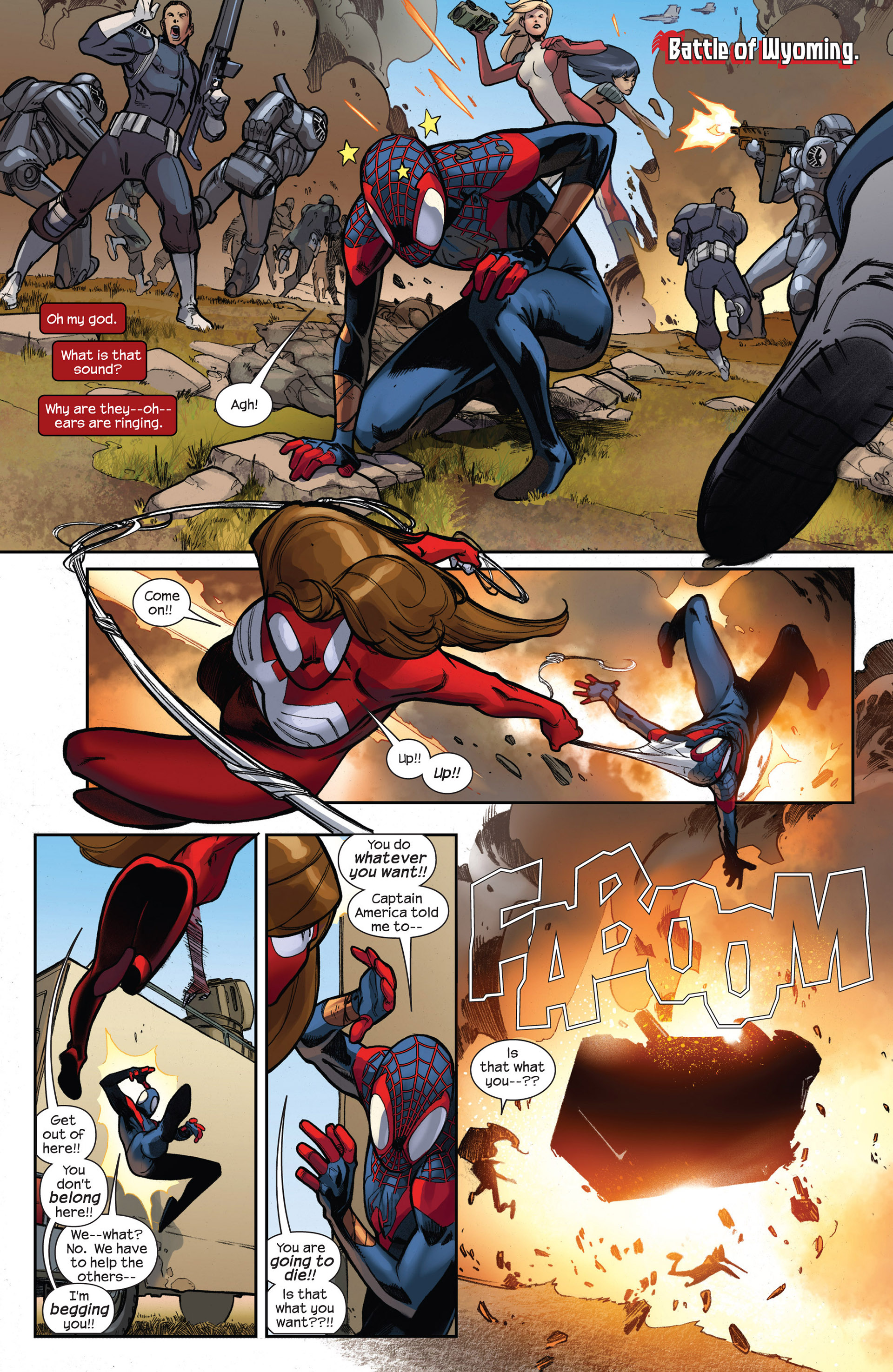 Read online Ultimate Comics Spider-Man (2011) comic -  Issue #17 - 12