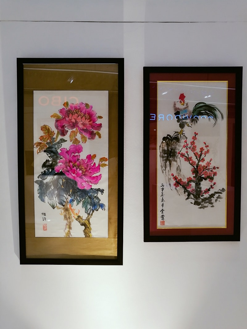 Arts of Lingnan Exhibit by Ateneo Confucius Institute