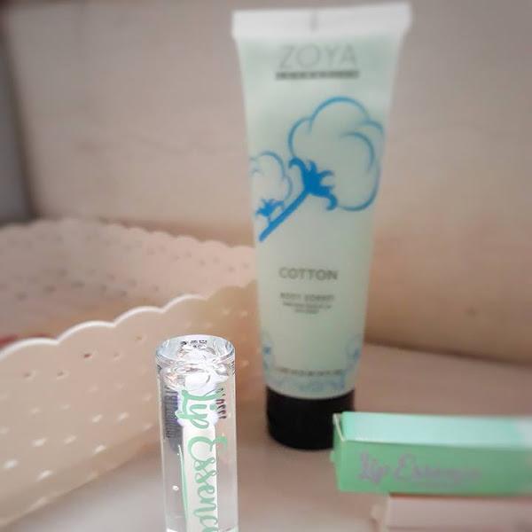 Perawatan Bibir dengan Lip Essence dari Zoya Cosmetics