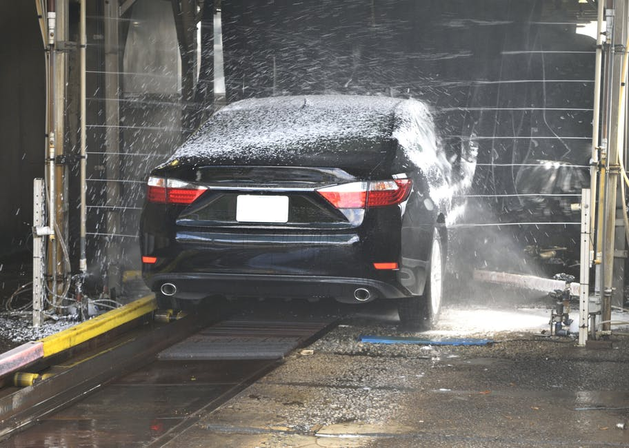 Start a Mobile Car Wash Business ~ Small Business Ideas