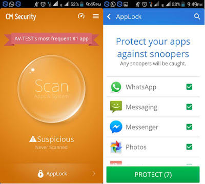 Security, Antivirus, Android, Smart Phone, Secure