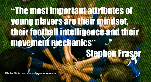 Blueprint According To...Stephen Fraser