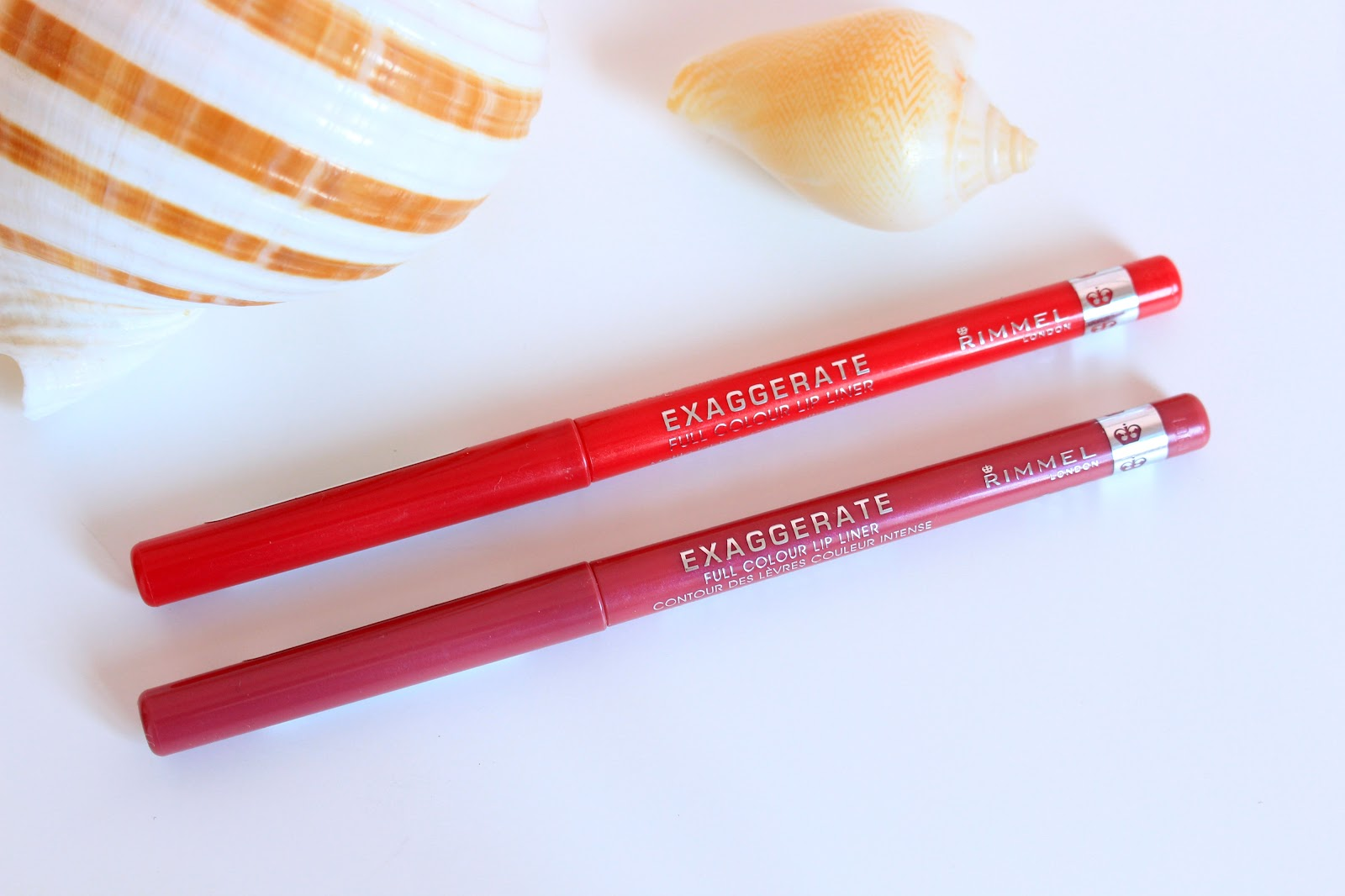 Pink Lip Liners