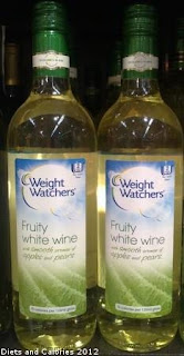 Weight Watchers Fruity White Wine