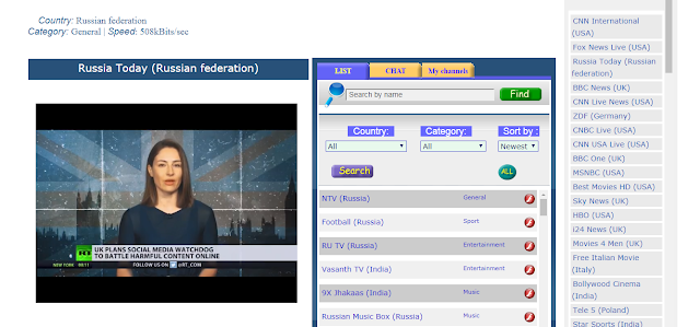 World के सभी News Channel को देखे Live