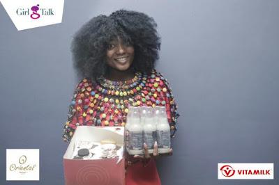 Photos : Vitamilk Girl Talk Birthday Hangout Team Celebrate Ghanaian Singer, Efya