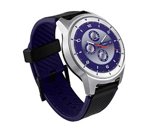 "ZTE Quartz smartwatch announced with 1.4"" display, Android Wear 2.0 and Google Assistant"