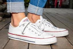 Tips Merawat Sepatu Putih Agar Tetap Bersih