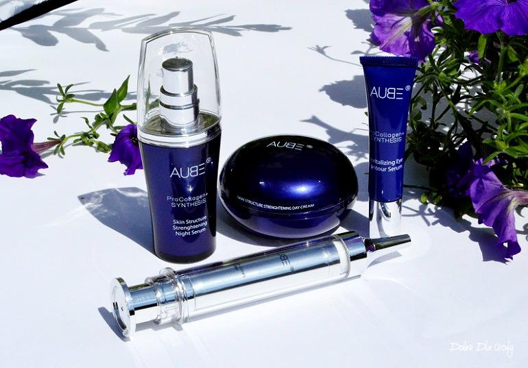 AUBE Procollagen+ Synthesis - kompleksowa pielęgnacja twarzy