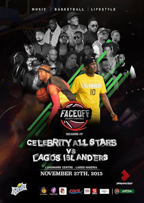 Playcenter Nigeria Presents Face Off 2015