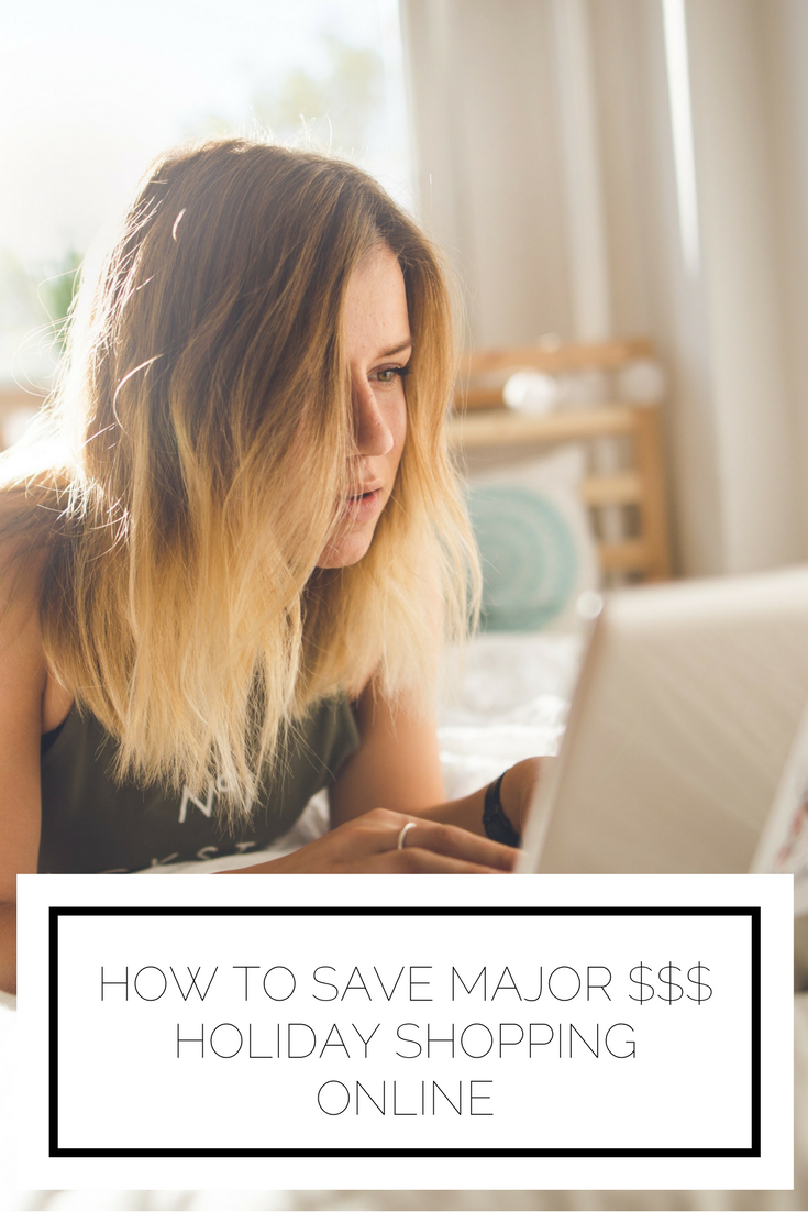 Click to read now or pin to save for later! These are my top tips for saving tons of money when online shopping. From discounted gift cards to membership sites, these are the hacks you need to know